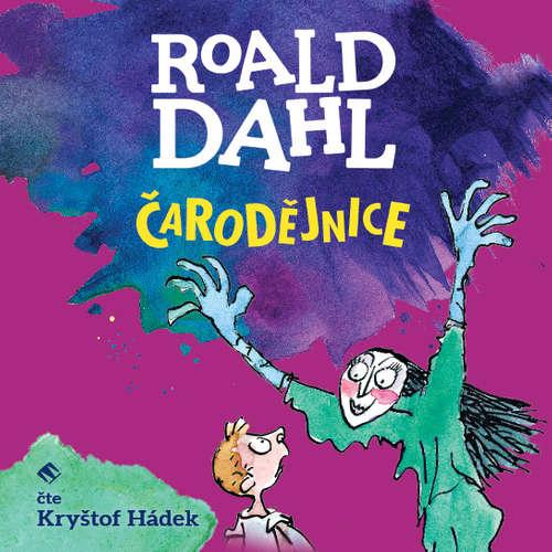 Audiokniha Čarodějnice - Roald Dahl - Kryštof Hádek