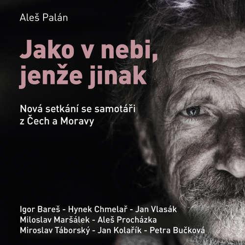 Audiokniha Jako v nebi, jenže jinak - Aleš Palán - Igor Bareš