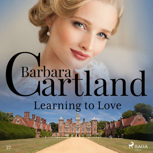 Audiobook Learning to Love (Barbara Cartland's Pink Collection 27) (EN) - Barbara Cartland - Anthony Wren