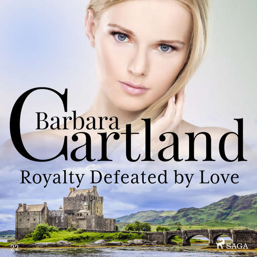 Audiobook Royalty Defeated by Love (Barbara Cartland's Pink Collection 22) (EN) - Barbara Cartland - Anthony Wren