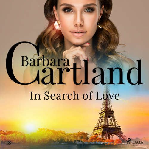 Audiobook In Search of Love (Barbara Cartland's Pink Collection 18) (EN) - Barbara Cartland - Anthony Wren