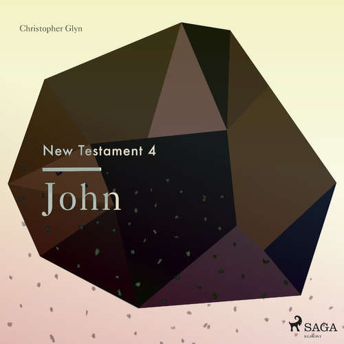 Audiobook The New Testament 4 - John (EN) - Christopher Glyn - Christopher Glyn