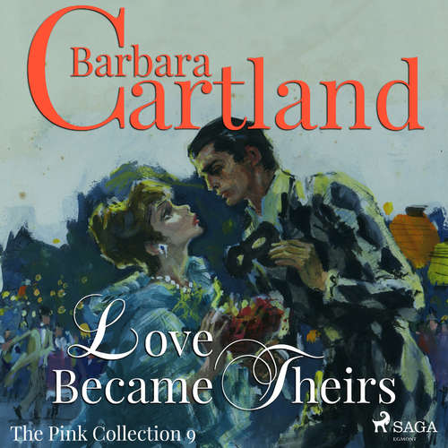 Audiobook Love Became Theirs (Barbara Cartland's Pink Collection 9) (EN) - Barbara Cartland - Anthony Wren