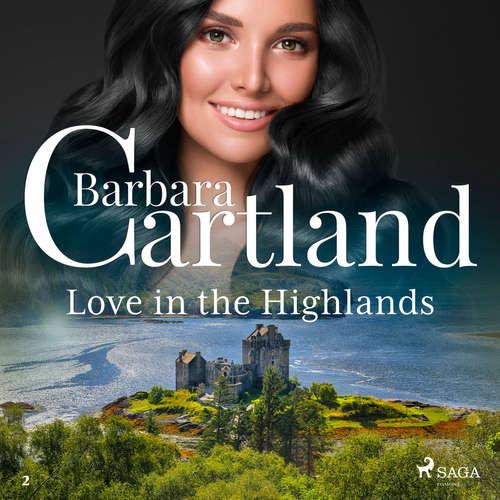 Audiobook Love in the Highlands (Barbara Cartland's Pink Collection 2) (EN) - Barbara Cartland - Anthony Wren
