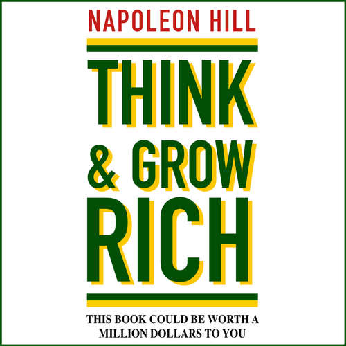 Audiobook Think and Grow Rich (EN) - Napoleon Hill - Russ Williams