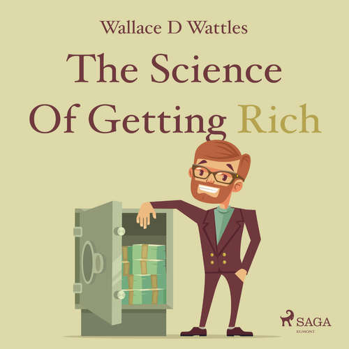 Audiobook The Science Of Getting Rich (EN) - Wallace D Wattles - Paul Simpson