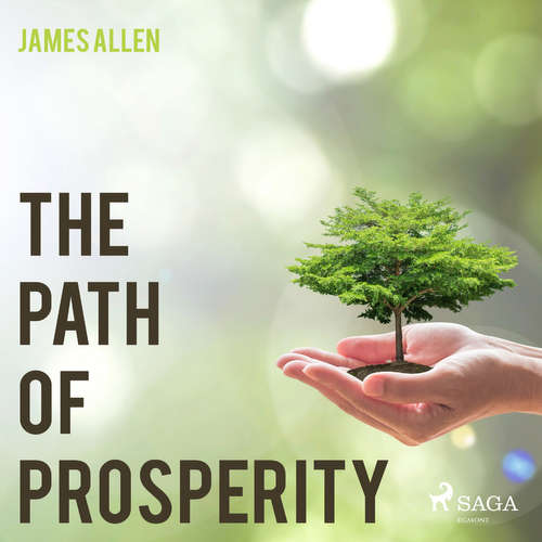 Audiobook The Path Of Prosperity (EN) - James Allen - Paul Darn