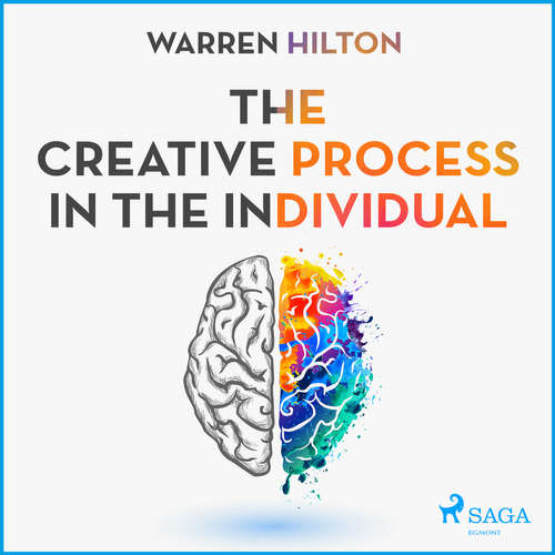 Audiobook The Creative Process In The Individual (EN) - Warren Hilton - Paul Simpson