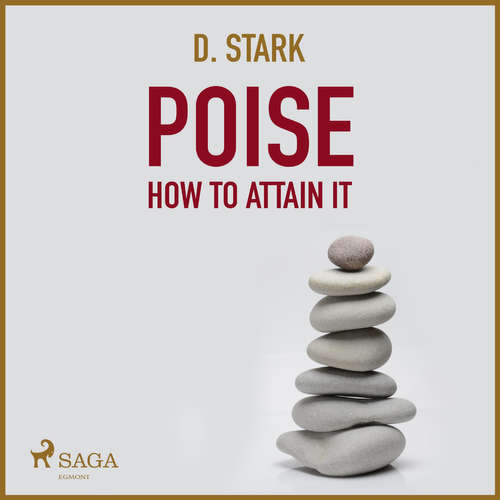 Audiobook Poise - How To Attain It (EN) - D. Stark - Paul Darn