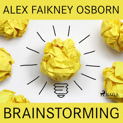Audiobook Brainstorming (EN) - Alex Faikney Osborn - Paul Simpson