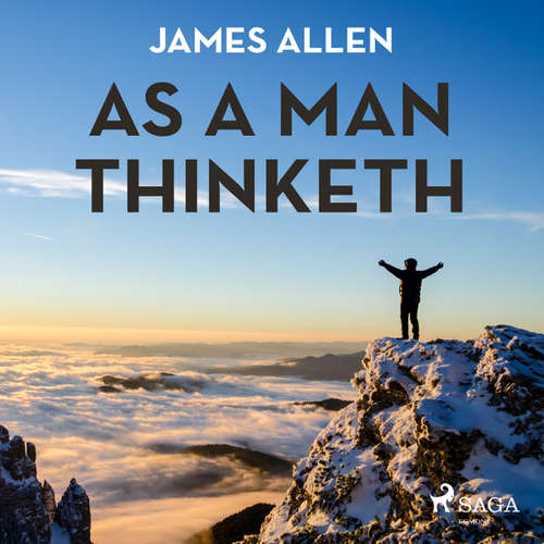 Audiobook As A Man Thinketh (EN) - James Allen - Paul Darn
