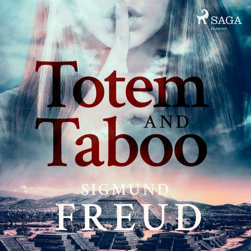 Audiobook Totem and Taboo (EN) - Sigmund Freud - Mary Schneider