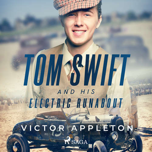 Audiobook Tom Swift and His Electric Runabout (EN) - Victor Appleton - Tom Weiss