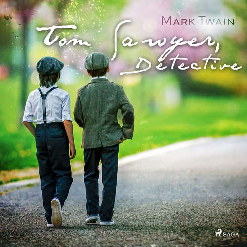 Audiobook Tom Sawyer, Detective (EN) - Mark Twain - John Greenman
