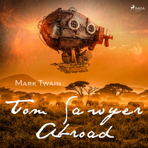 Audiobook Tom Sawyer Abroad (EN) - Mark Twain - John Greenman