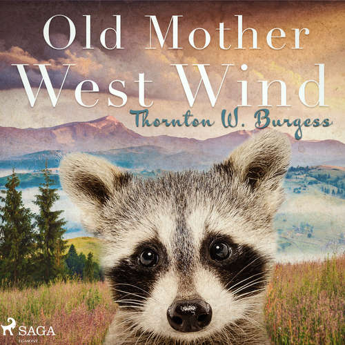 Audiobook Old Mother West Wind (EN) - Thornton W. Burgess - Laurie Anne Walden