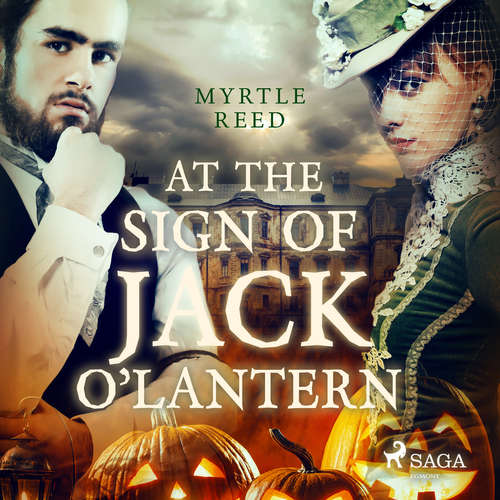 Audiobook At The Sign of The Jack O'Lantern (EN) - Myrtle Reed - Daryl Wor