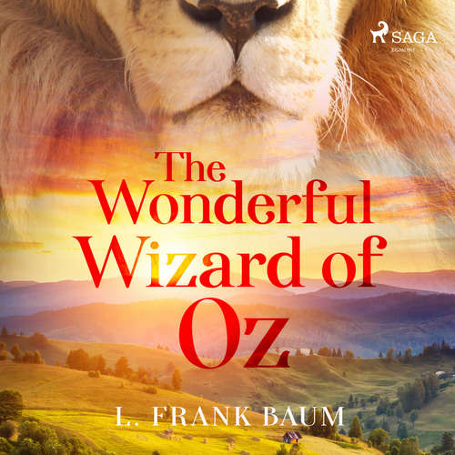 Audiobook The Wonderful Wizard of Oz (EN) - L. Frank Baum - Phil Chenevert