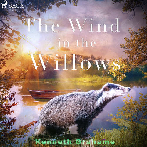 Audiobook The Wind in the Willows (EN) - Kenneth Grahame - Mark F Smith