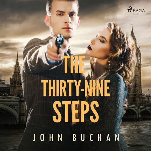 Audiobook The Thirty-Nine Steps (EN) - John Buchan - Adrian Praetzellis
