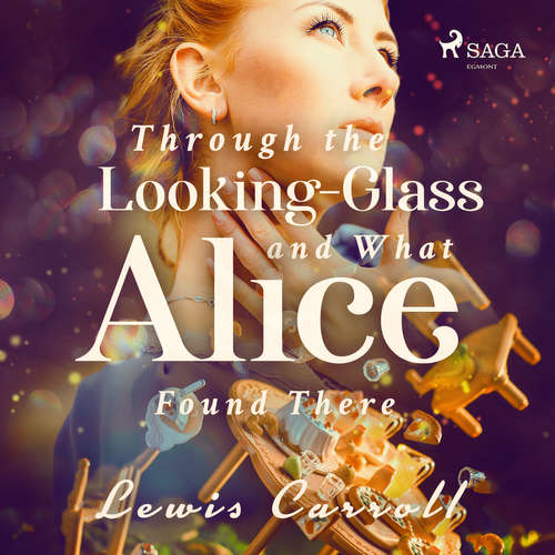 Audiobook Through the Looking-glass and What Alice Found There (EN) - Lewis Carrol - Kara Shallenberg
