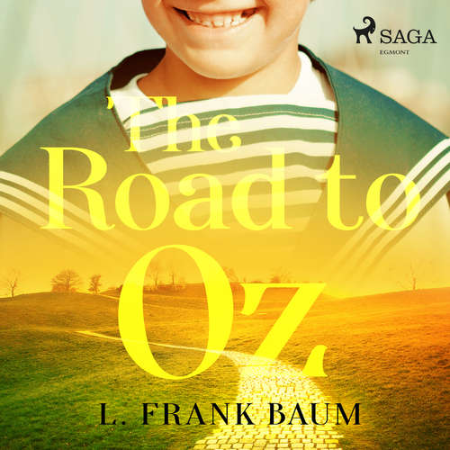 Audiobook The Road to Oz (EN) - L. Frank Baum - Phil Chenevert