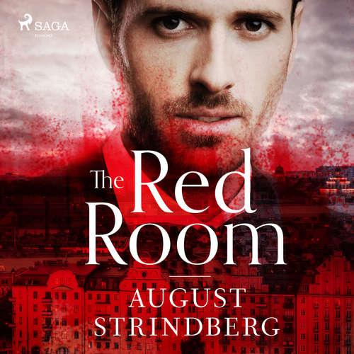 Audiobook The Red Room (EN) - August Strindberg - William Peck