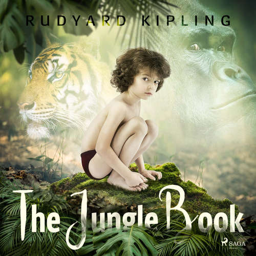 Audiobook The Jungle Book (EN) - Rudyard Kipling - Meredith Hughes