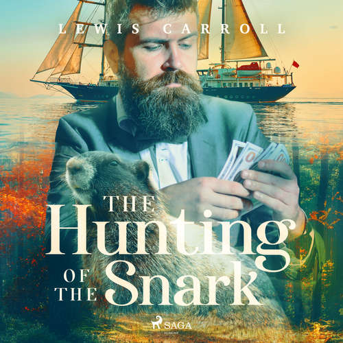 Audiobook The Hunting of the Snark (EN) - Lewis Carrol - Shawn Craig Smith