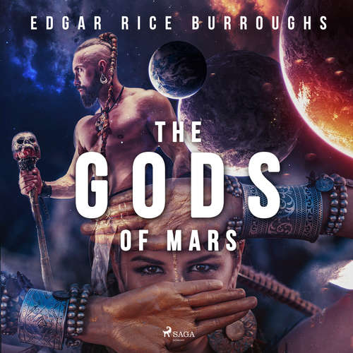 Audiobook The Gods of Mars (EN) - Edgar Rice Burroughs - J. D Weber
