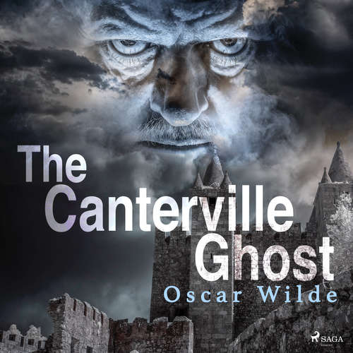 Audiobook The Canterville Ghost (EN) - Oscar Wilde - David Barnes