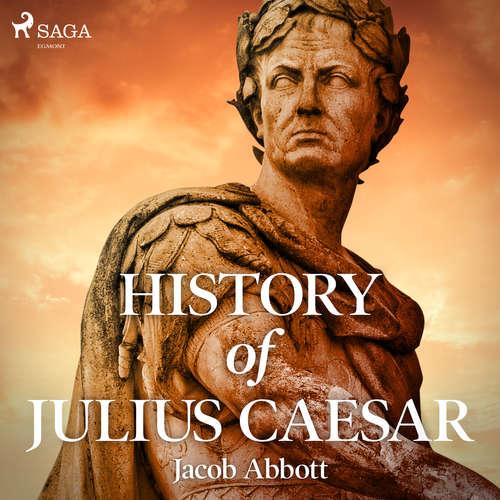 Audiobook History of Julius Caesar (EN) - Jacob Abbot - Cathy Barrat