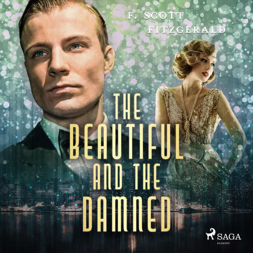 Audiobook The Beautiful and Damned  (EN) - F. Scott Fitzgerald - E Tavano