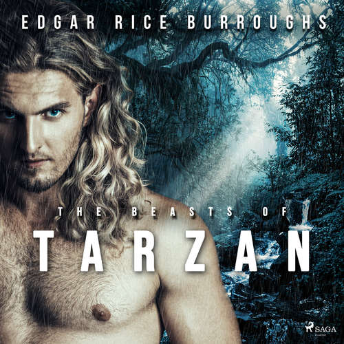 Audiobook The Beasts of Tarzan (EN) - Edgar Rice Burroughs - James Christopher