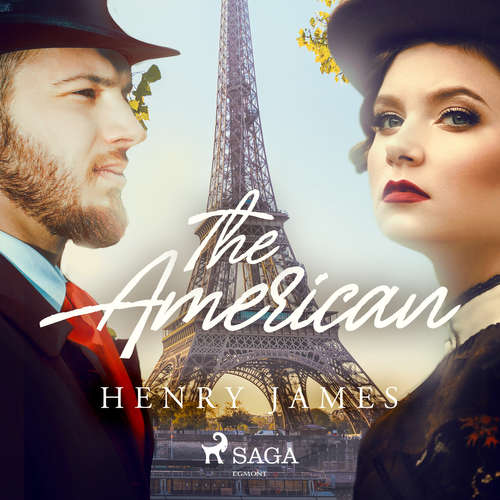 Audiobook The American (EN) - Henry James - Nicholas Clifford
