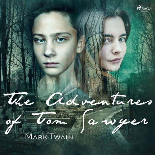 Audiobook The Adventures of Tom Sawyer (EN) - Mark Twain - John Greenman