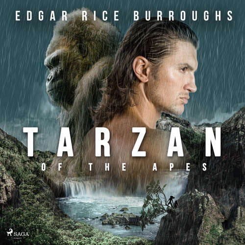 Audiobook Tarzan of the Apes (EN) - Edgar Rice Burroughs - Mark F Smith