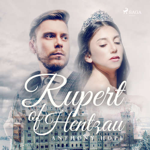 Audiobook Rupert of Hentzau (EN) - Anthony Hope - Andy Minter