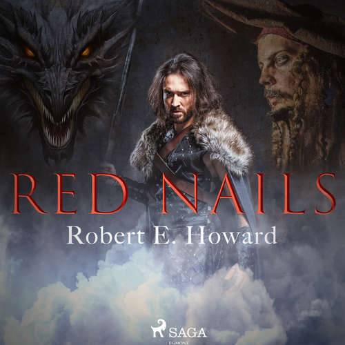 Audiobook Red Nails (EN) - Robert E. Howard - Gregg Margarite