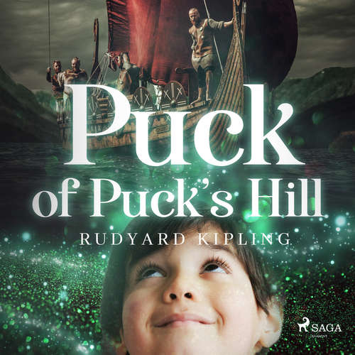 Audiobook Puck of Pook's Hill (EN) - Rudyard Kipling - Chris Booth