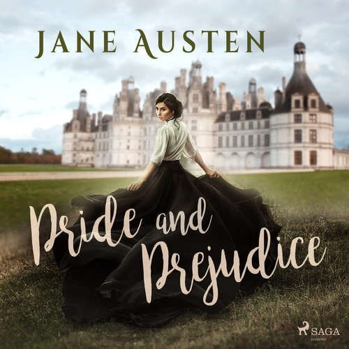 Audiobook Pride and Prejudice (EN) - Jane Austen - Karen Savage