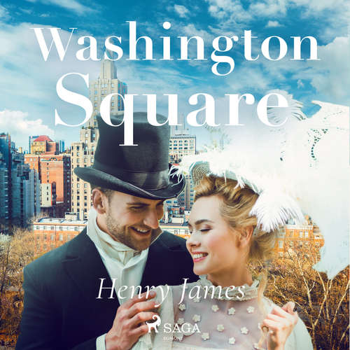 Audiobook Washington Square (EN) - Henry James - Elisabeth Klett