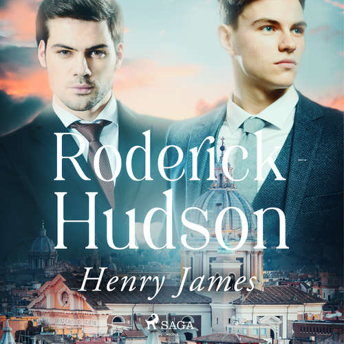 Audiobook Roderick Hudson (EN) - Henry James - Nicholas Clifford
