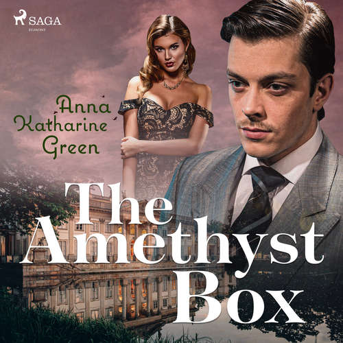 Audiobook The Amethyst Box (EN) - Anna Katharine Green - Dawn Larsen