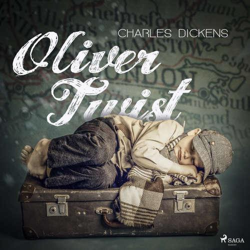 Audiobook Oliver Twist (EN) - Charles Dickens - Tadhg Hynes