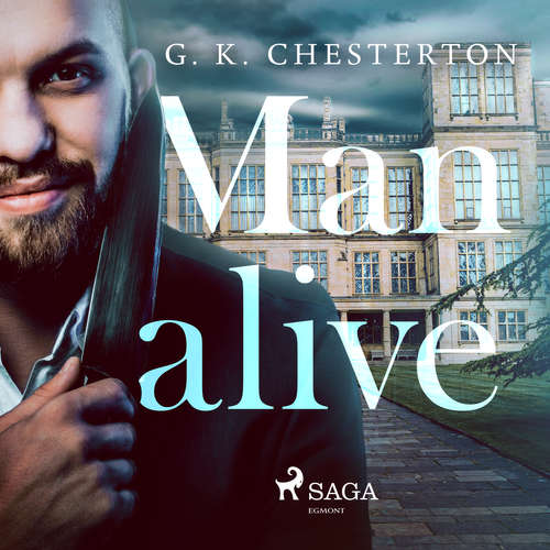 Audiobook Manalive (EN) - G. K. Chesterton - Ray Clare