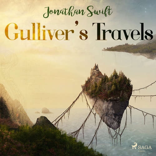 Audiobook Gulliver s Travels (EN) - Jonathan Swift - Lizzie Driver