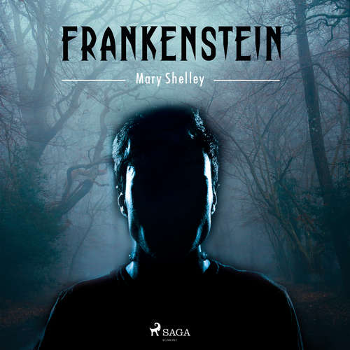 Audiobook Frankenstein (EN) - Mary Shelley - Caden Vaughn Clegg
