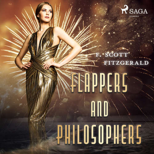 Audiobook Flappers and Philosophers (EN) - F. Scott Fitzgerald - Maurice Bean
