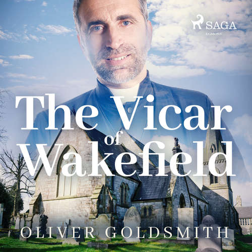 Audiobook The Vicar of Wakefield (EN) - Oliver Goldsmith - Tadhg Hynes